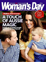 Royals William and Catherine