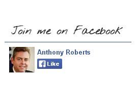 Minister for Fair Trading Anthony Roberts
