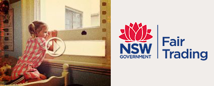 NSW Fair Trading | Window Locks Save Lives