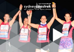 trata management sydney coastrek