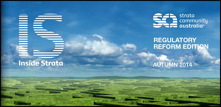Strata Community Australia | Regulatory Reform Edition