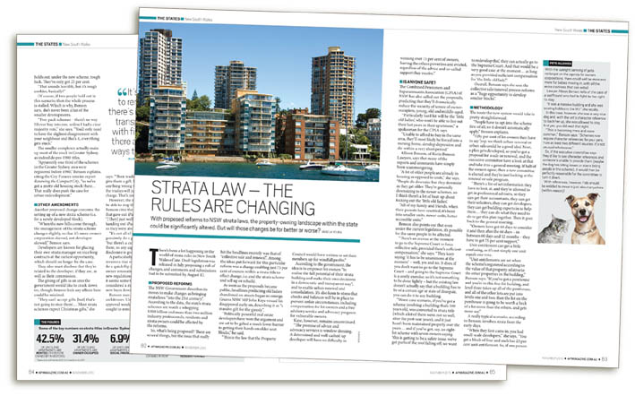 Strata Law API Magazine